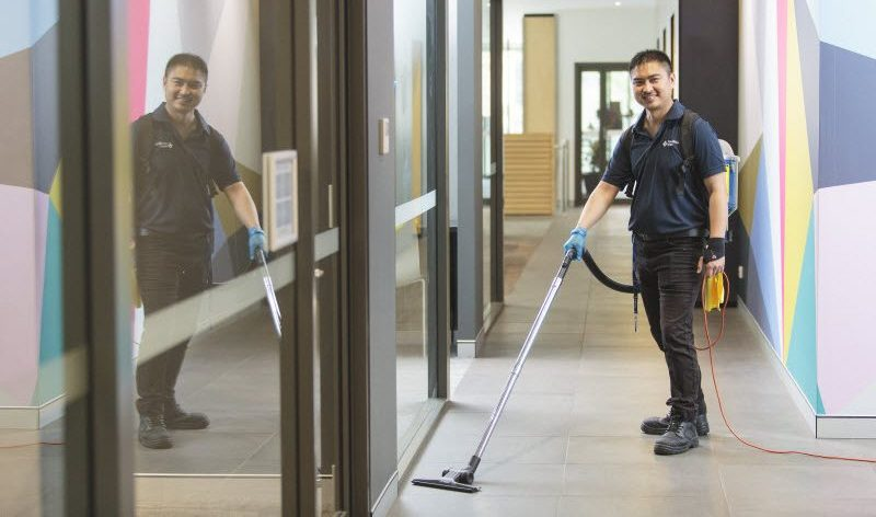 Cleaning, Management And Maintenance Solutions