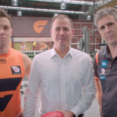Facilities First announced as GIANTS Coaches Partner