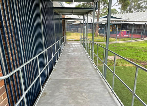 Facilities First pathway